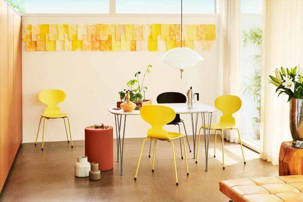 Arne Jacobsen Ant Stuhl Ameise, Boutique Danoise Basel Daenische Designer Moebel Accessoires Wohnen News