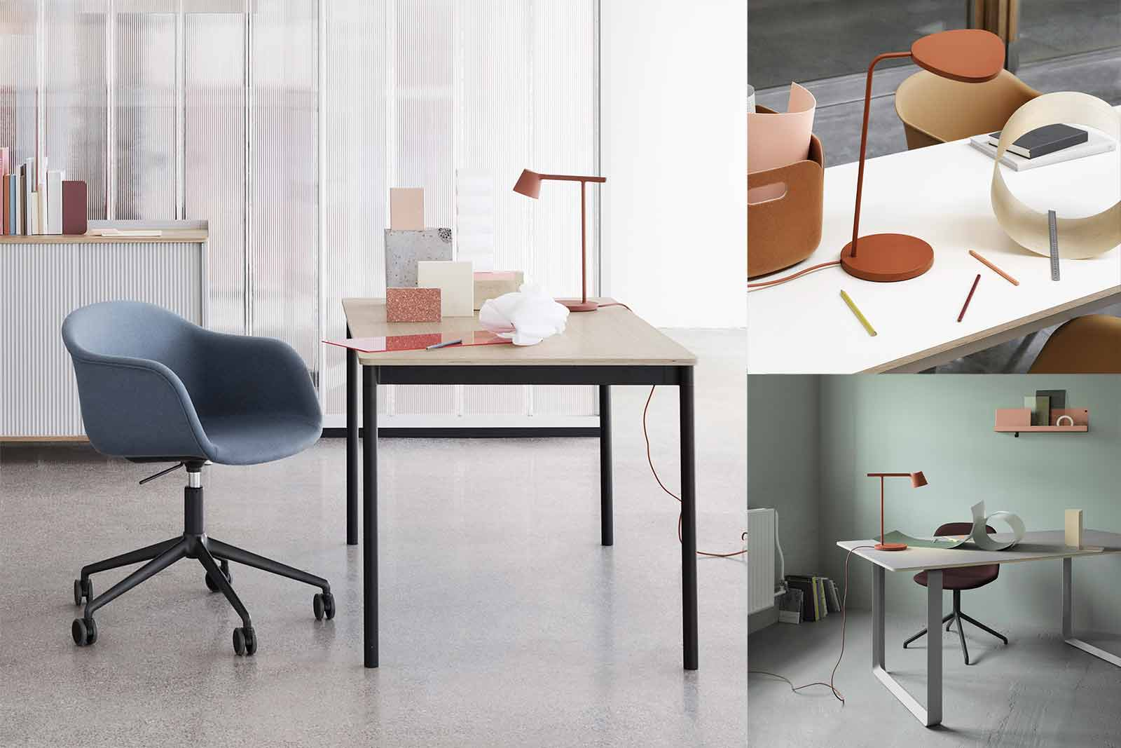 Muuto Home Office Inspirationen, Boutique Danoise Basel Daenische Designer Moebel Accessoires Wohnen News