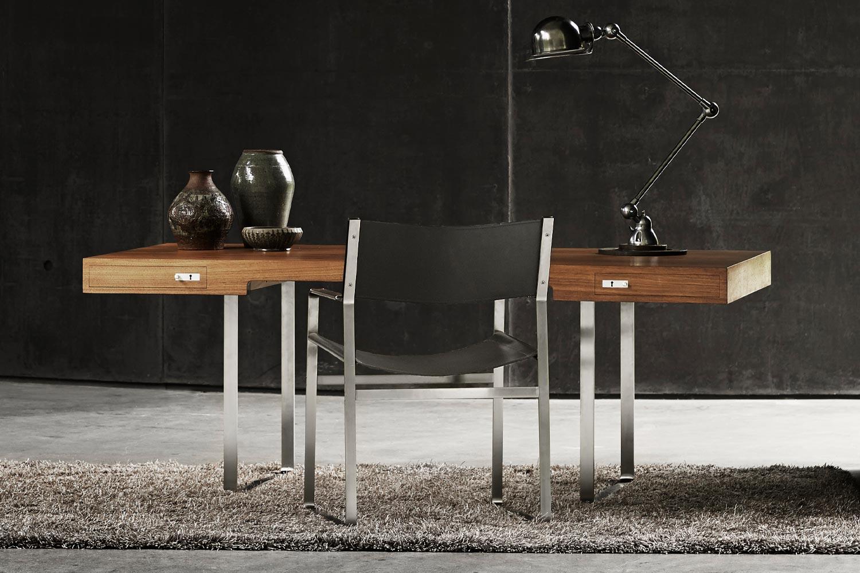 Carl Hansen CH110 Desk Schreibtisch Boutique Danoise Basel Daenische Designer Moebel Accessoires Wohnen