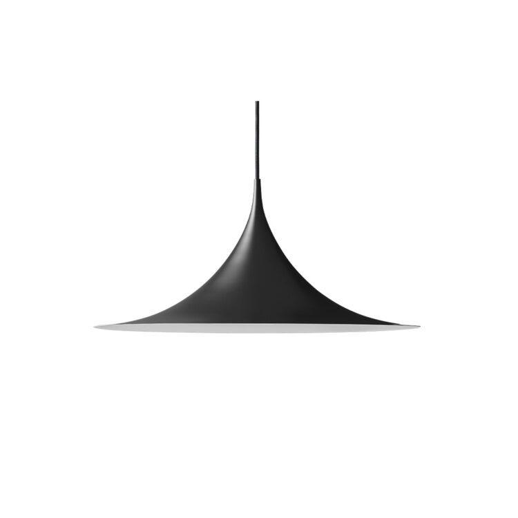 Gubi Semipendant – Eine vielseitige Hängeleuchte schwarz