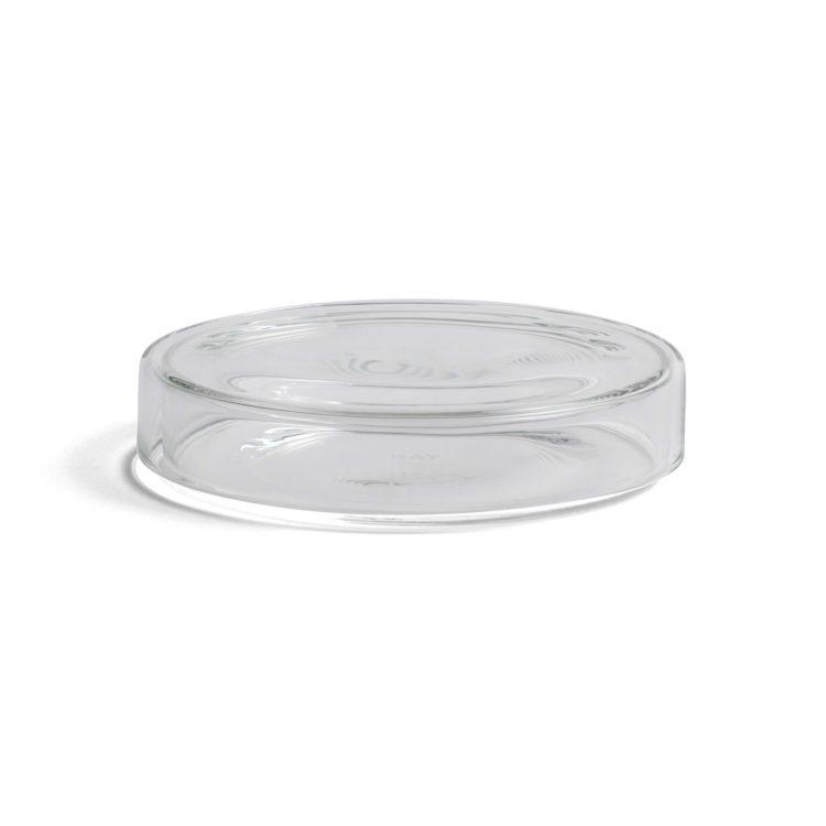 Flacher HAY Glasbehälter bei der Boutique Danoise