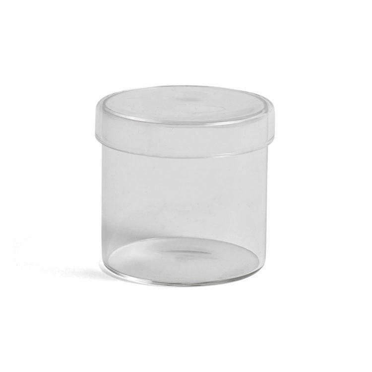 Kleiner HAY Glasbehälter bei der Boutique Danoise