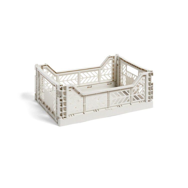 Grosse graue HAY Colour Kiste bei der Boutique Danoise