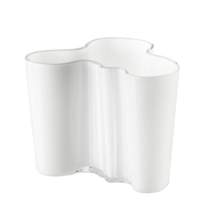 Kleine Iittala Alvar Aalto Vase - Opal