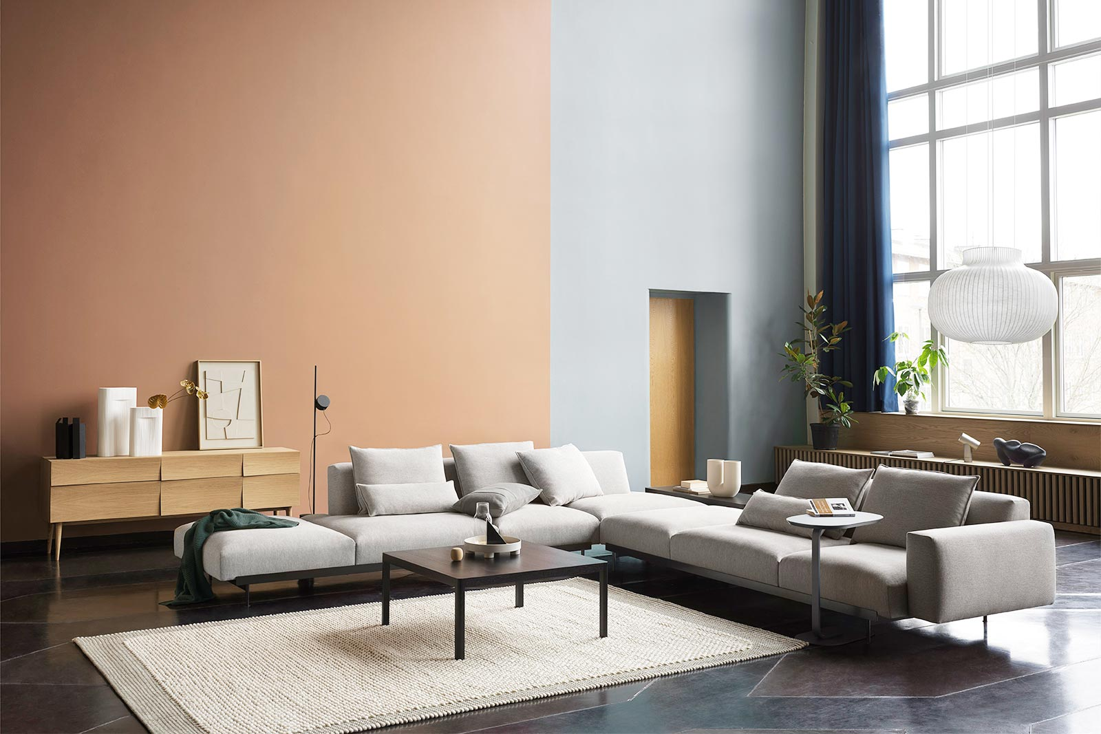 In Situ Sofa Muuto Boutique Danoise Basel Daenische Designer Moebel Accessoires Skandinavisches Wohnen