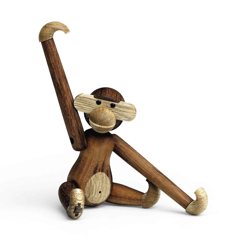 Kleiner Kay Bojesen Monkey bei der Boutique Danoise