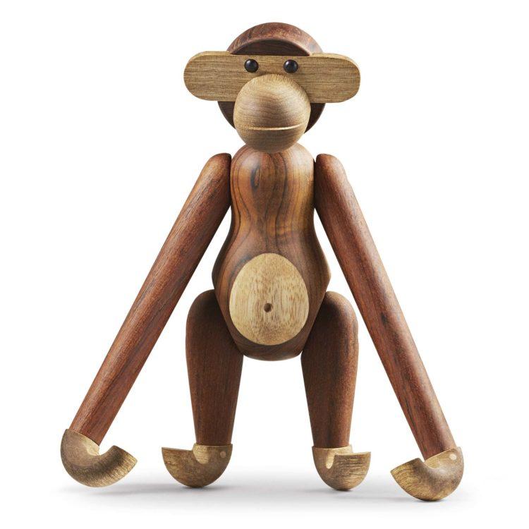 Mittelgrosser Kay Bojesen Monkey bei der Boutique Danoise
