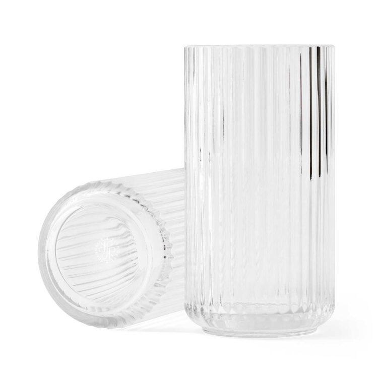 Lyngby Vase aus Glas bei der Boutique Danoise