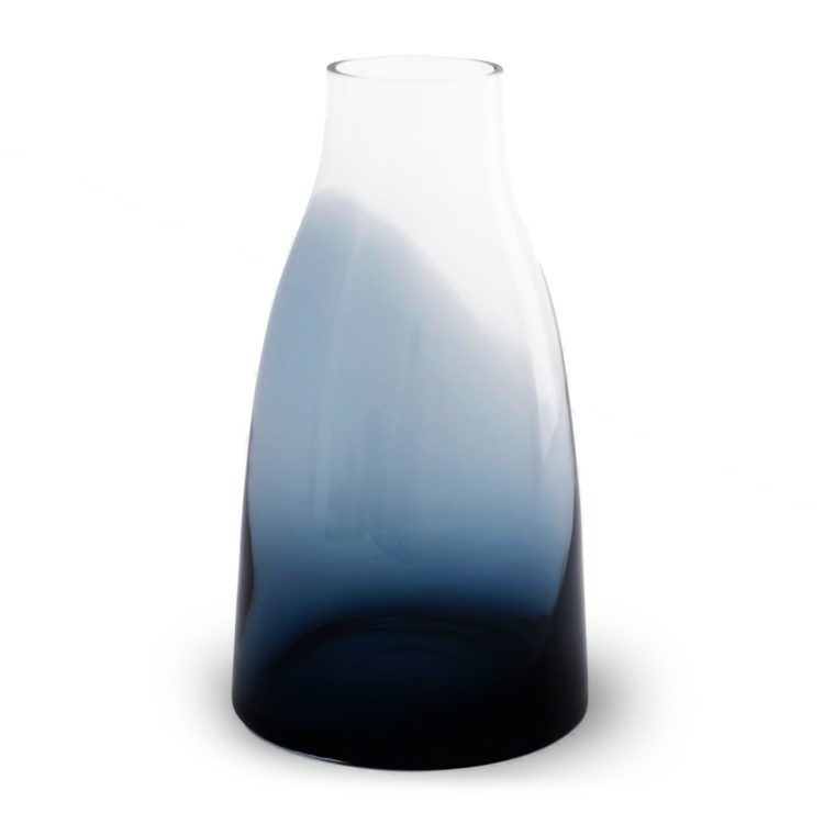 Indigo blaue Ro FLOWER Vase no. 3 bei der Boutique Danoise